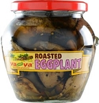 Eggplant Roasted & Pepper 19oz Vava Amfora
