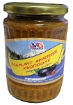 Eggplant Appetizer Vegetable Spread  19.7oz VG