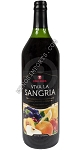 Viva La Sangria fruit juices added 1 LIter