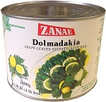 Grape Leaves Stuffed w/ rice 397g Zanae