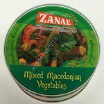 Mixed Macedonian Vegetables 280g Zanae