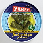 Vine Leaves Stuffed w/ rice 280g Zanae