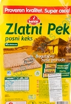 Zlatni Pek fasting By: Bambi 750g