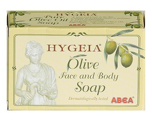 Soap, Olive Oil 125g ABEA
