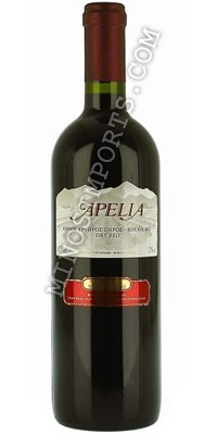 Apelia Dry Red Wine 750ml
