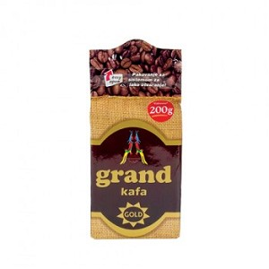 Grand Aroma Gold Coffee Serbia 200g