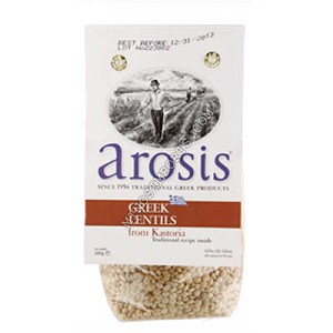 Lentils By: Arosis 400g