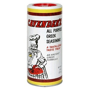 Cavenders Original All purpose Greek Seasoning 7oz