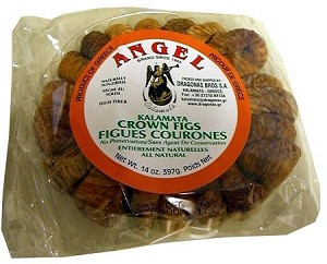 Kalamata Dried Crown Figs 14oz