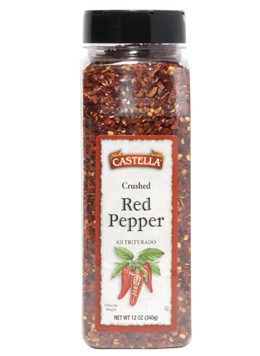 Crushed Red Pepper 6oz By: Castella