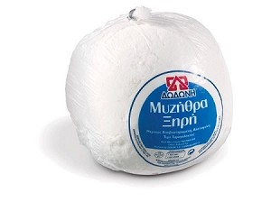 Cheese, Mizithra Whole Aprx. 1.5 lbs. Dodoni