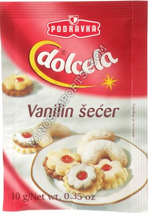 Vanilin Secer 10g By: Dolcela