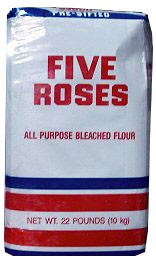 5 Roses all purpose Flour 5.5lb bag