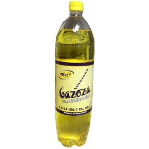 Gazoza Pear Flavored Drink 1.5L