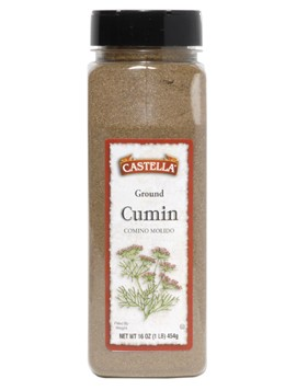 Ground Cumin 7oz By: Castella