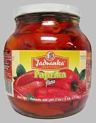 Jadranka red fillet Peppers 83oz