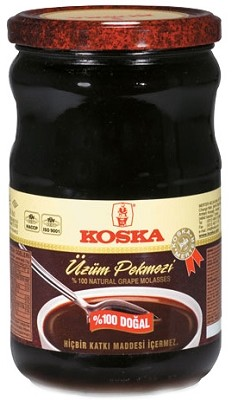 Syrup, Grape Molasses 400g KOSKA