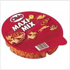Crackers, Maxi Mix 125g