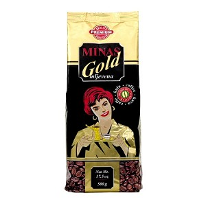 Minas Gold Mljevena Coffee 500g