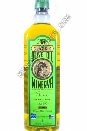 Olive Oil By: Minerva 750ml