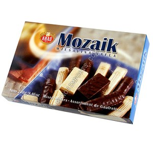 Mozaik Mixed & Sugar Coated Kras 240g