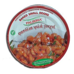 Baked Small Beans 280g By Palirria