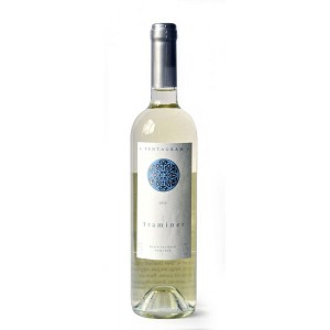 Pentagram Traminer White Wine 750ml
