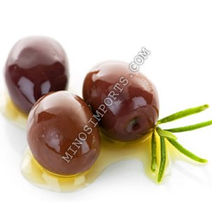 Royal Black Olives 1lb From Deli