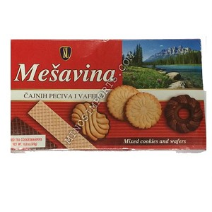 Mesavina Takovo Tea Biscuits 375g