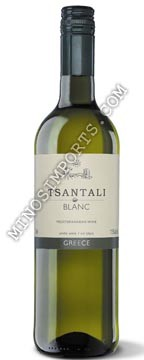 Tsantali Blanc 750ml Greek Wine