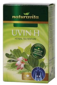 Uvin H Tea By: Naturavita