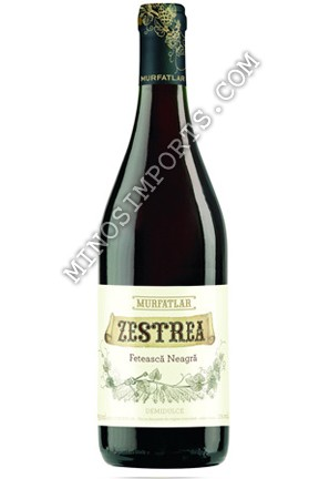 Zestrea Feteasca Regala White Wine 750ml