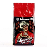 Minas Mljevena Ground Coffee 500g red/black