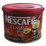 Nescafe Classic Decaf Coffee 100g