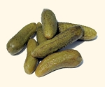 VG Dill Pickles 22oz Gherkins