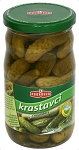 Podravka Pasteurized Cucumbers 670g