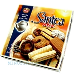Santea Mix Wafers & Cookies 450g Kras