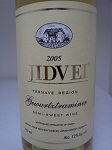 JIDVEI GEWURZTRAMINER Romanian White Wine 750ml