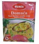 Beef Flavor Noodle Soup By: Yumis 65g Serbia